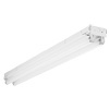 C217MV LITHONIA GENERAL PURPOSE STRIP, 2', (2) 17WATT T8 LAMPS, 120-277V, ONE INSTANT START NEMA PREMIUM ELECTRONIC BALLAST (CI# 153TWX)