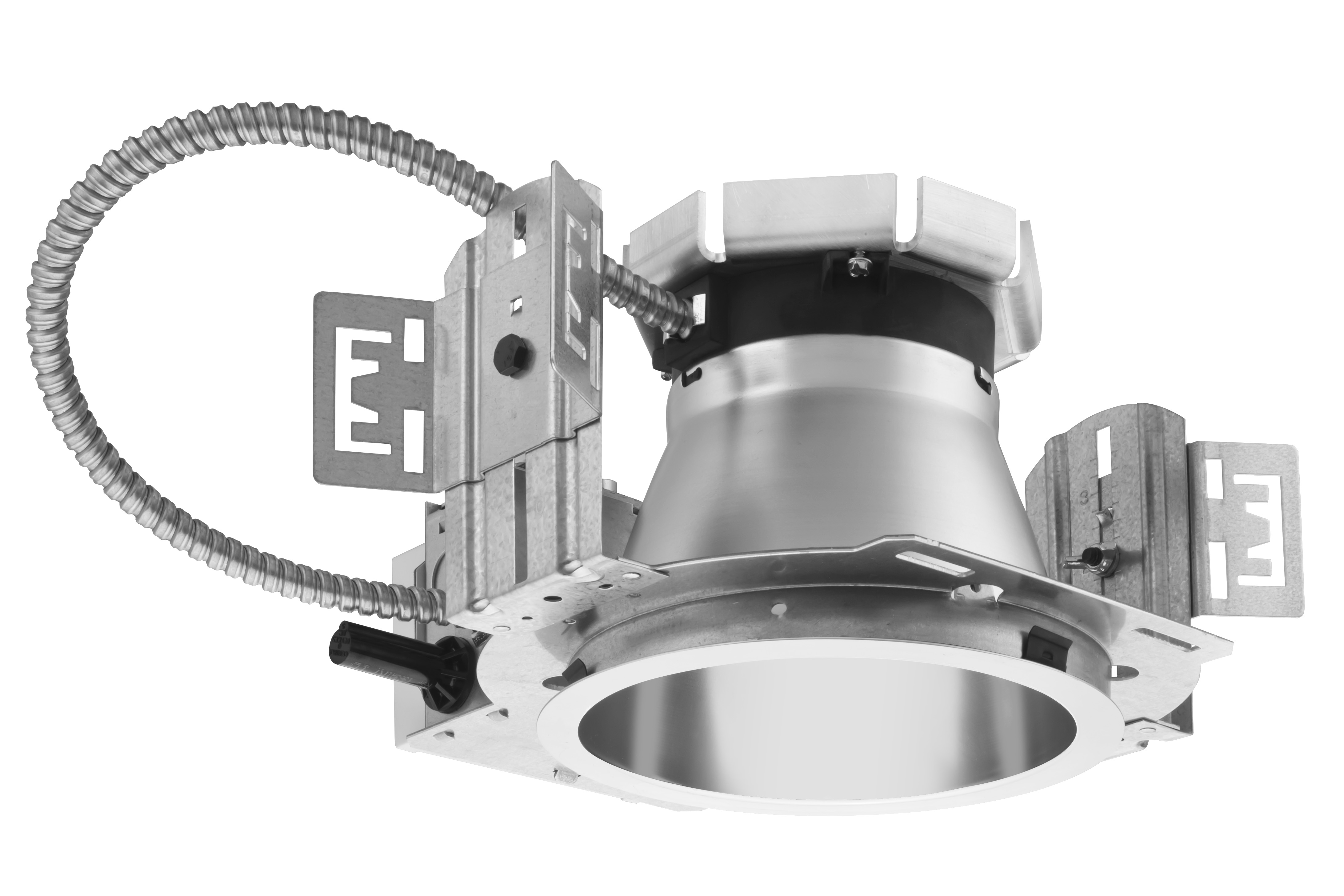 LDN635/10120HSG LITHONIA 6 LED NEW CONSTRUCTION COMMERCIAL DOWNLIGHT, 3500K, 1000 LUMENS, 120V, HOUSING (CI# 224H16) 82047682990