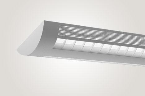 Cerra 7 LED Lightvent Lighting for People