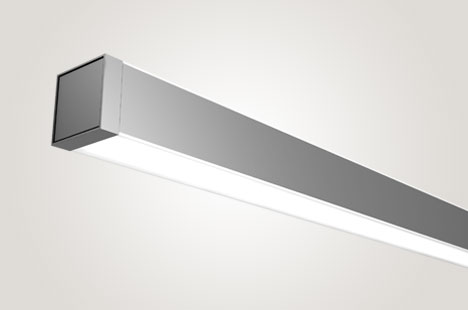 Square I/D Lighting for People