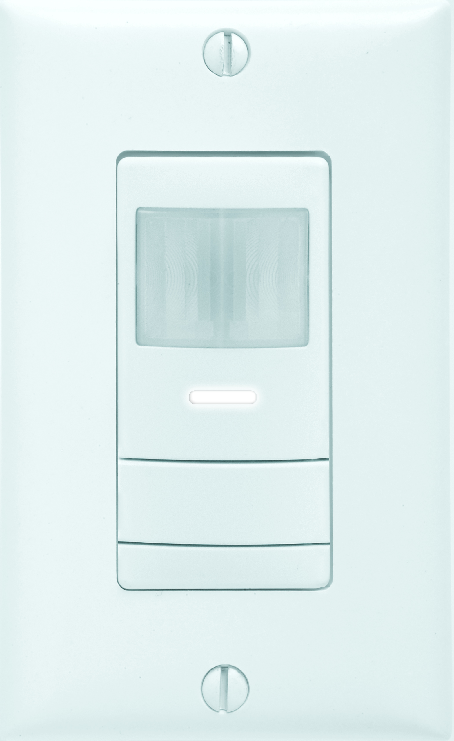 Lithonia Lighting / Acuity WSX-PDT-2P-IV WSX Series Dual Relay Wall Switch Occupancy Sensor; Dual Technology (PIR/Microphonics™)